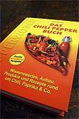 Das Chili Pepper Buch (Bildquelle: Henry)
