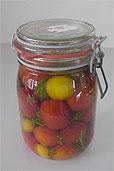 Eingelegte Tomaten (Bildquelle: Henry)