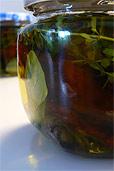 Getrocknete Tomaten in Olivenöl (Bildquelle: Henry)