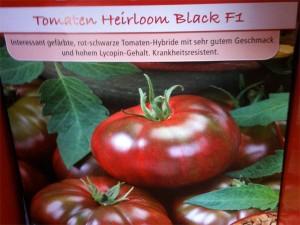 Tomate Heirloom F1 (Bildquelle: Henry)