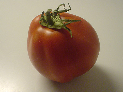 Tomatensorte Ochsenherz (Bildquelle: Henry)
