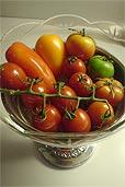 Unbekannte Tomatensorten (Bildquelle: Henry)